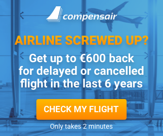 Compensair - compensation for flight delay or cancellation