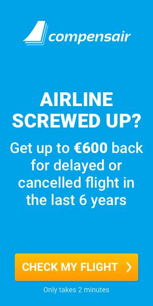 compensair flight delays
